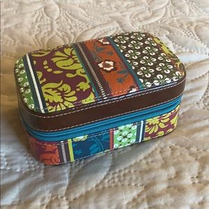 Fossil brand travel tote for jewelry
